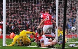 Giroud goal